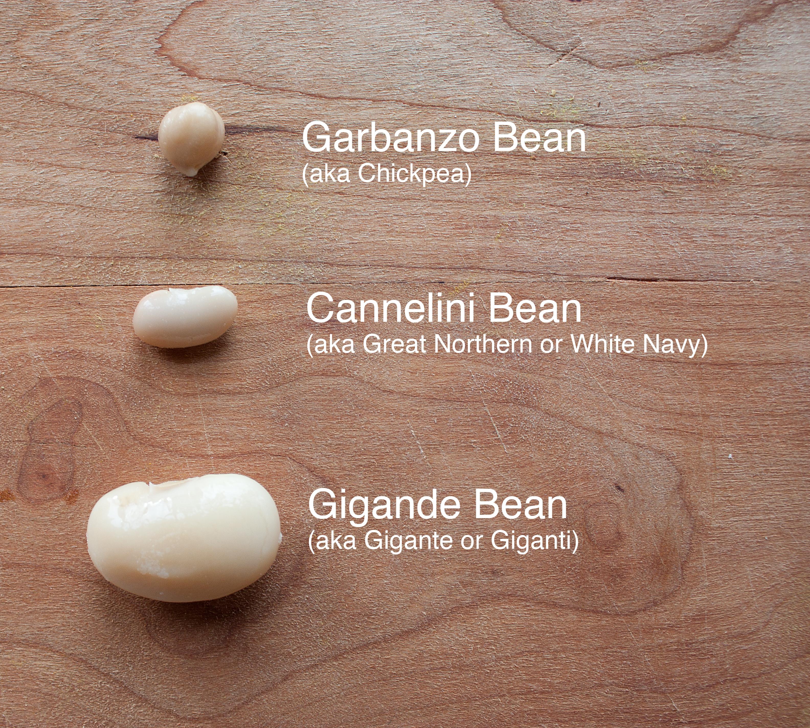 Roasted Tomato Gigante Bean Salad | Fruit of Adventure