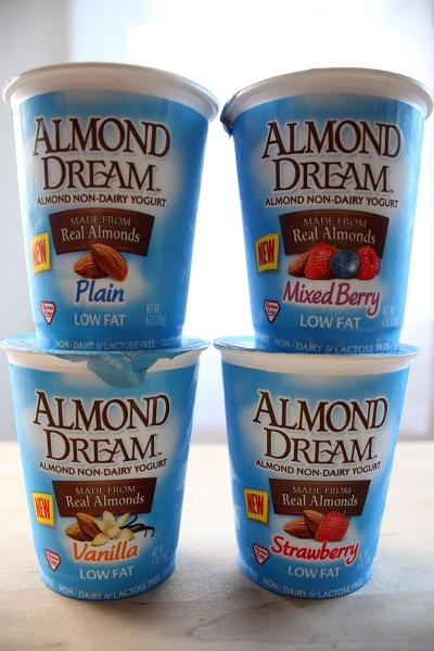 Almond milk yogurt review