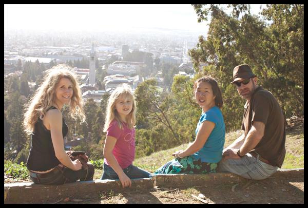 Berkeley Hills Bench
