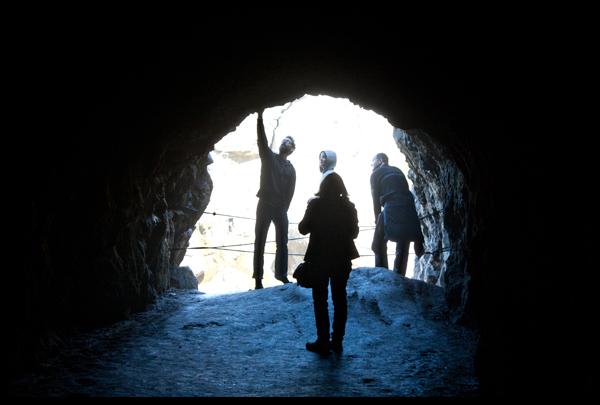 Sutro Baths Cave