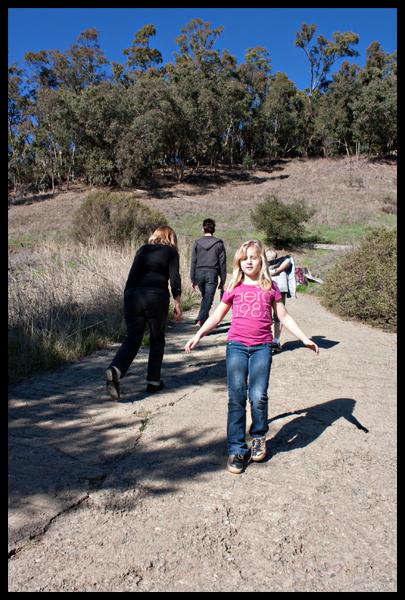 Climbing Berkeley Hills