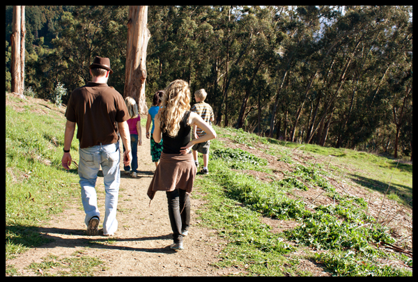 Berkeley Hills Hiking