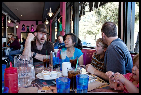 Saturn Cafe Berkeley