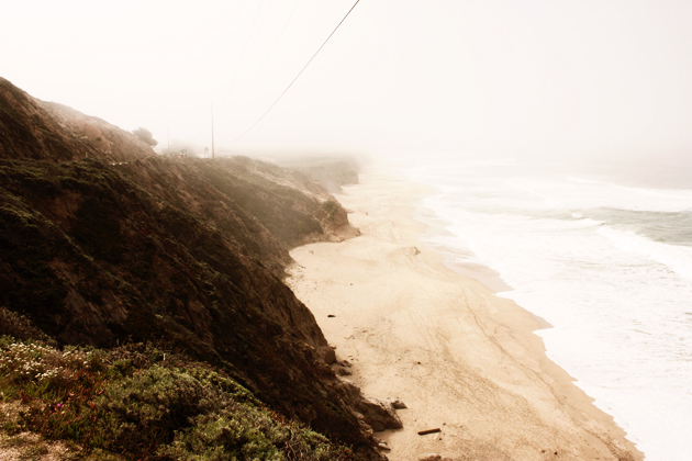 Pacifica Foggy Beach
