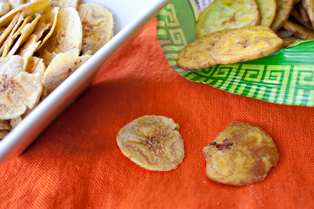 Plantain Chip Comparison