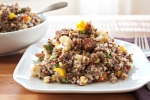 Roasted Tempeh Cauliflower Quinoa