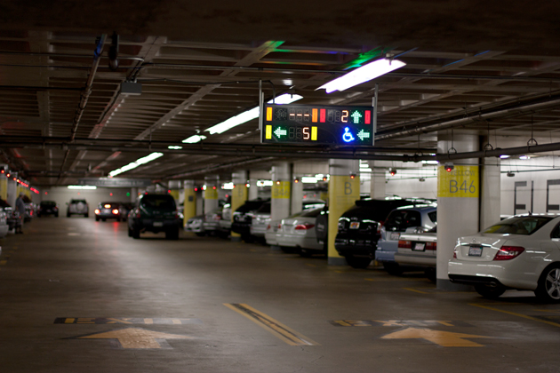 Century City Parking Garage