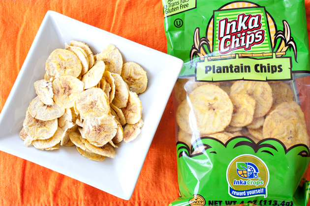 Microwaved Plantain Chips vs Deep Fried Plantain Chips
