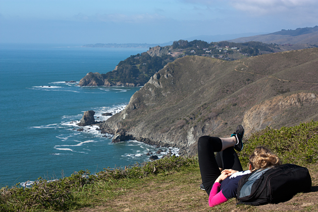 Coastal Trail Views
